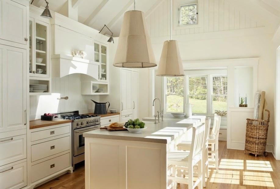 Hogares frescos 10 incre bles estilos para modernos for Colores para gabinetes de cocina