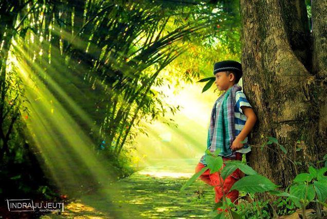 Potret Kehidupan Anak Desa