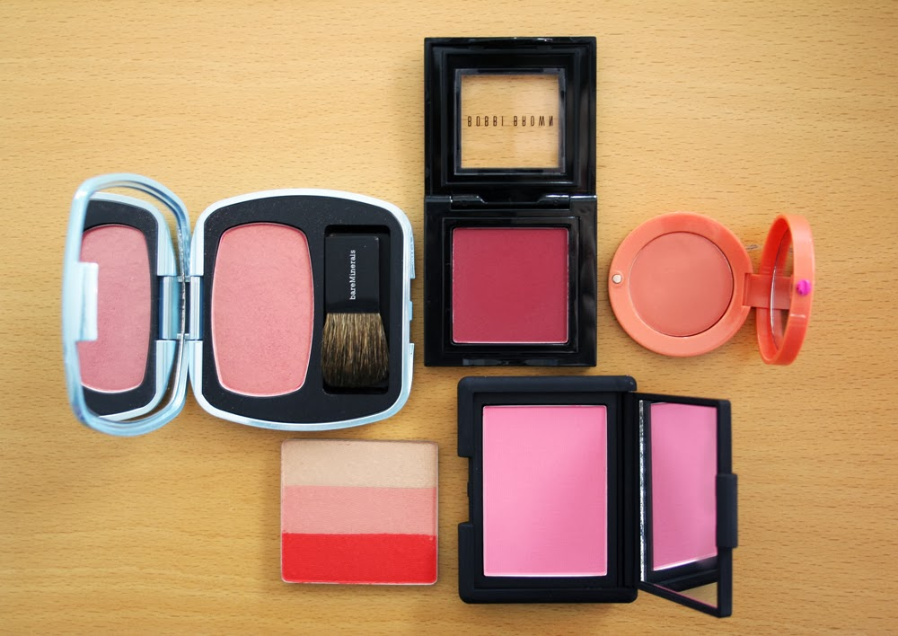 How To Pick Your Perfect Shade Of Blusher