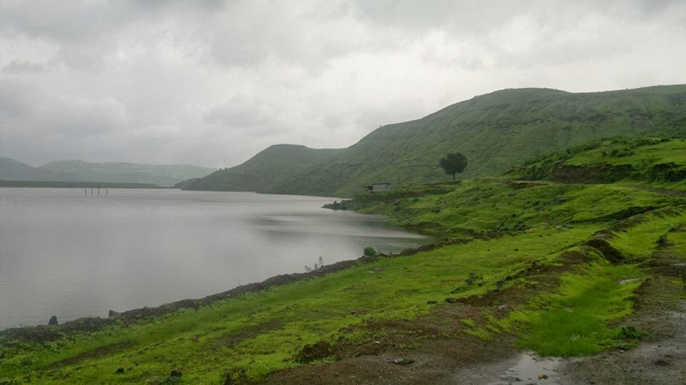 Beautiful Surrounding Bhivpuri
