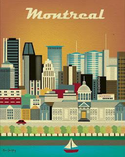 Montréal vintage