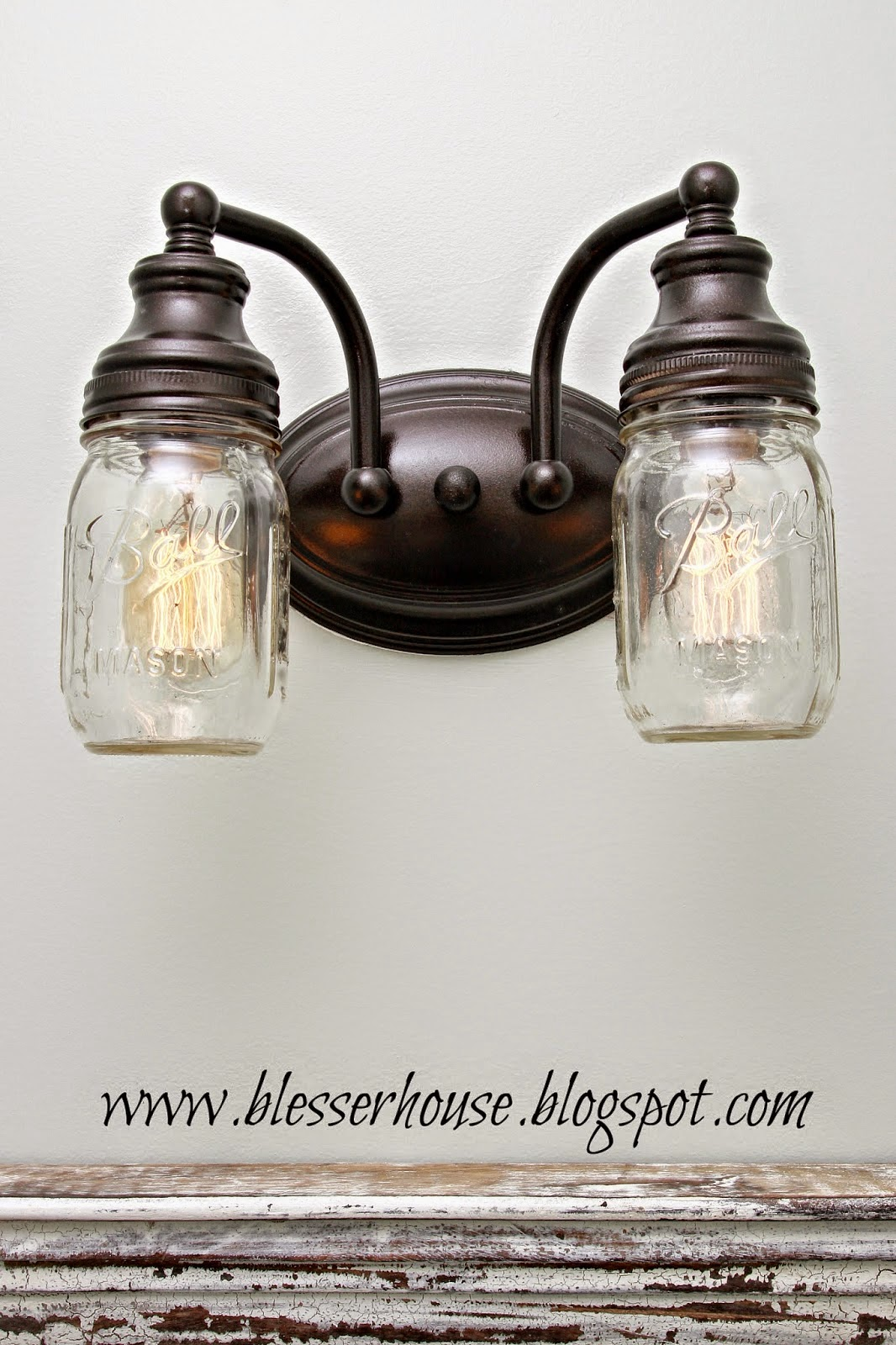 Home made modern diy light fixtures for How to make your own light fixture