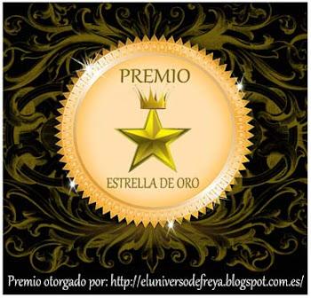 Premio Otorgado por LadyFreya
