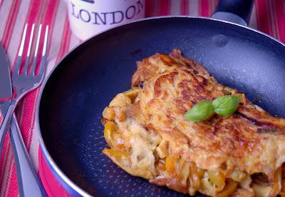 Easy Spanish Omelet Recipe