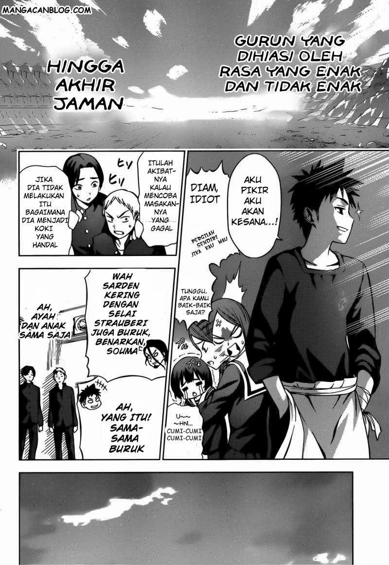 Dilarang COPAS - situs resmi www.mangacanblog.com - Komik shokugeki no soma 001 - gurun yang tak berujung 2 Indonesia shokugeki no soma 001 - gurun yang tak berujung Terbaru 9 Baca Manga Komik Indonesia Mangacan