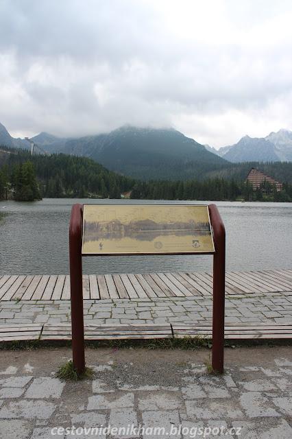 Štrbské pleso // Lake Strba