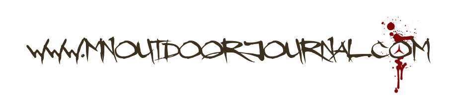 Minnesota Outdoor Journal Address Logo
