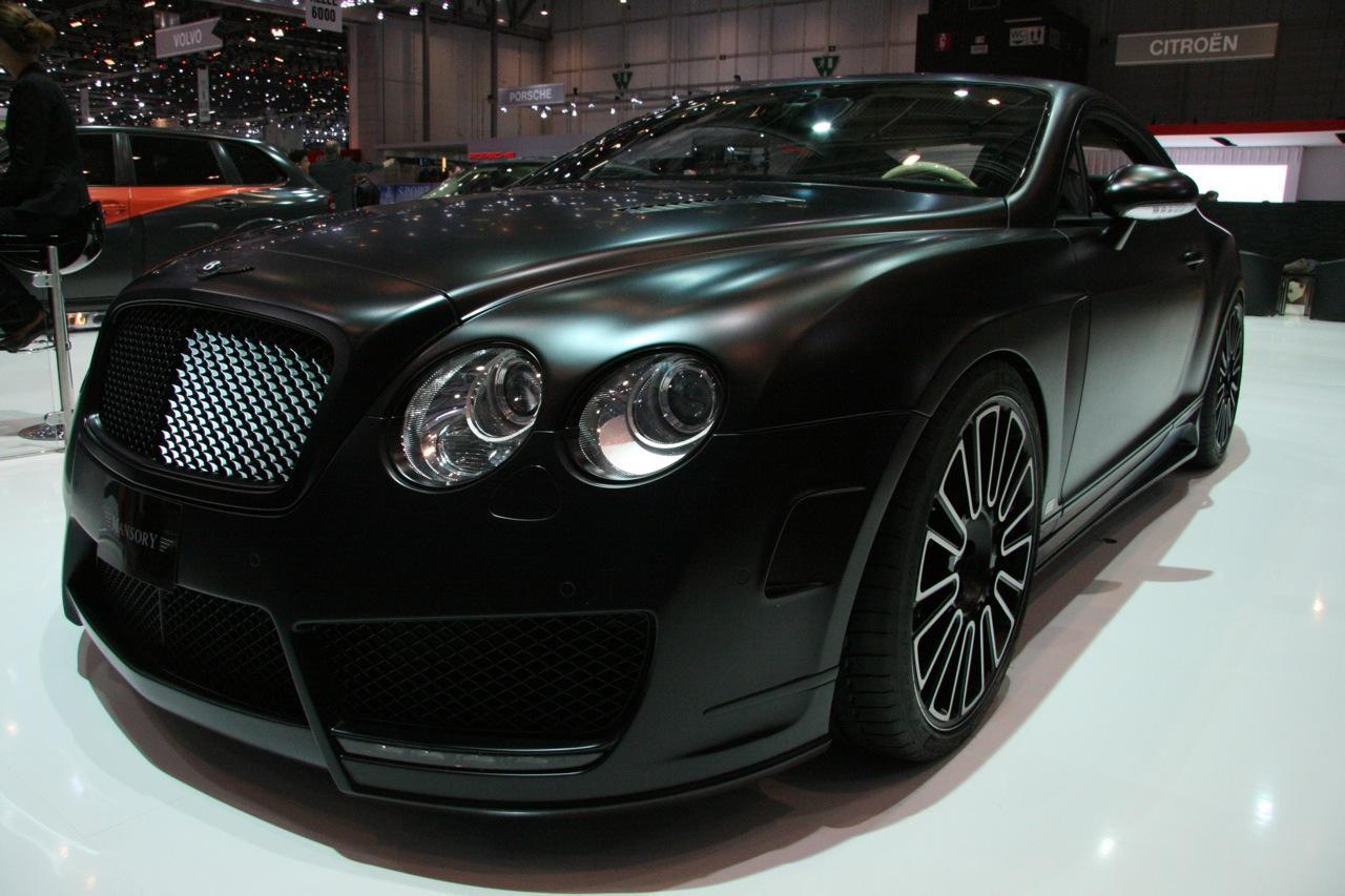 Bentlet Continental Gt Car Universe