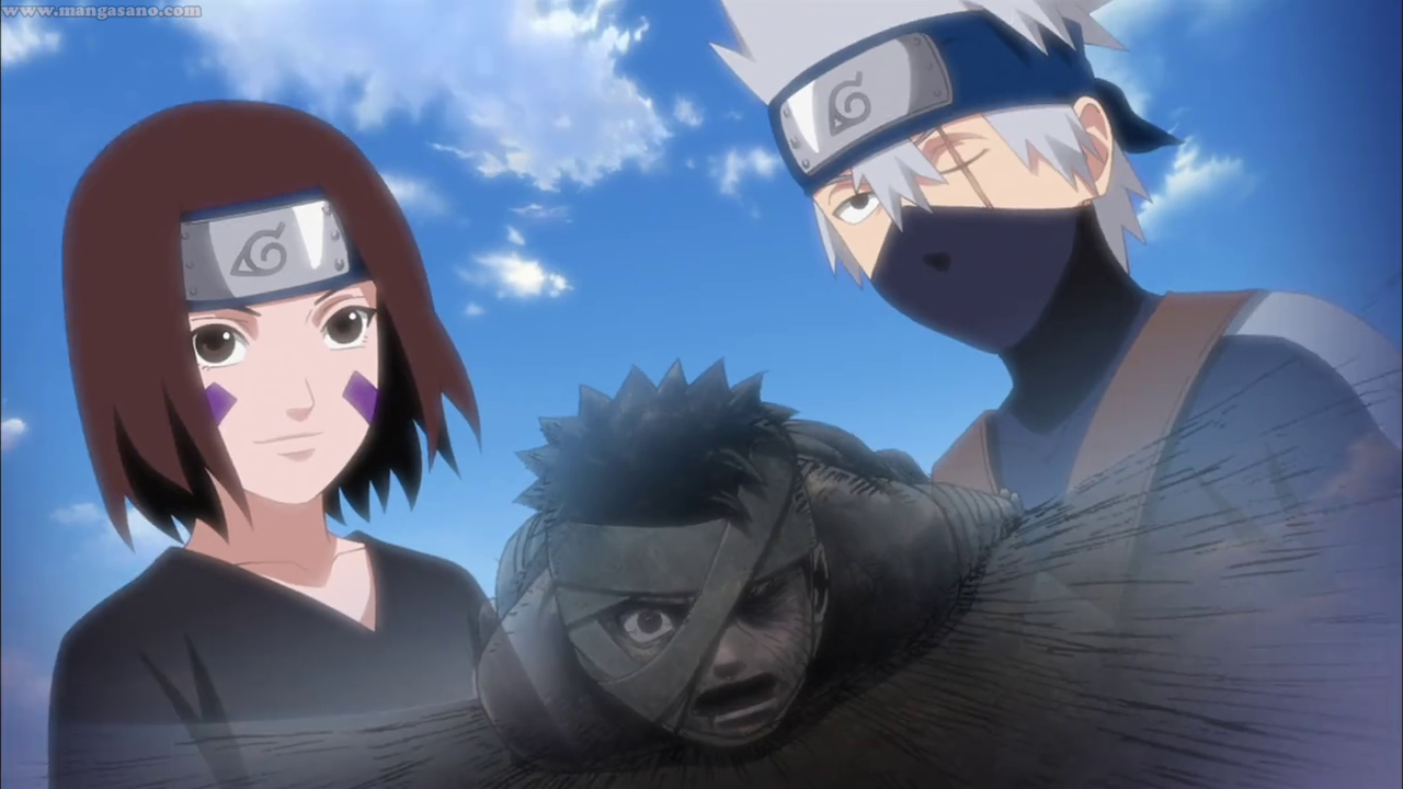 Di Episode kali ini, akan menceritakan masa lalu Obito dan Madara. Hubungan keduanya akan terungkap, dan rahasia kenapa Obito bisa selamat juga sedikit mulai terkuak di dalam episode ini.