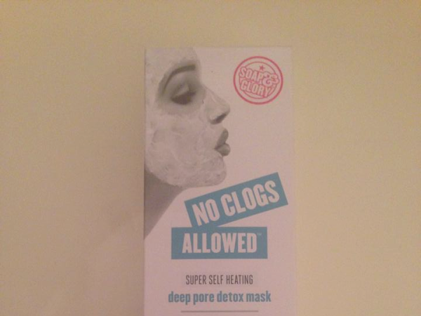 Soap and Glory: No Clogs Allowed ♥