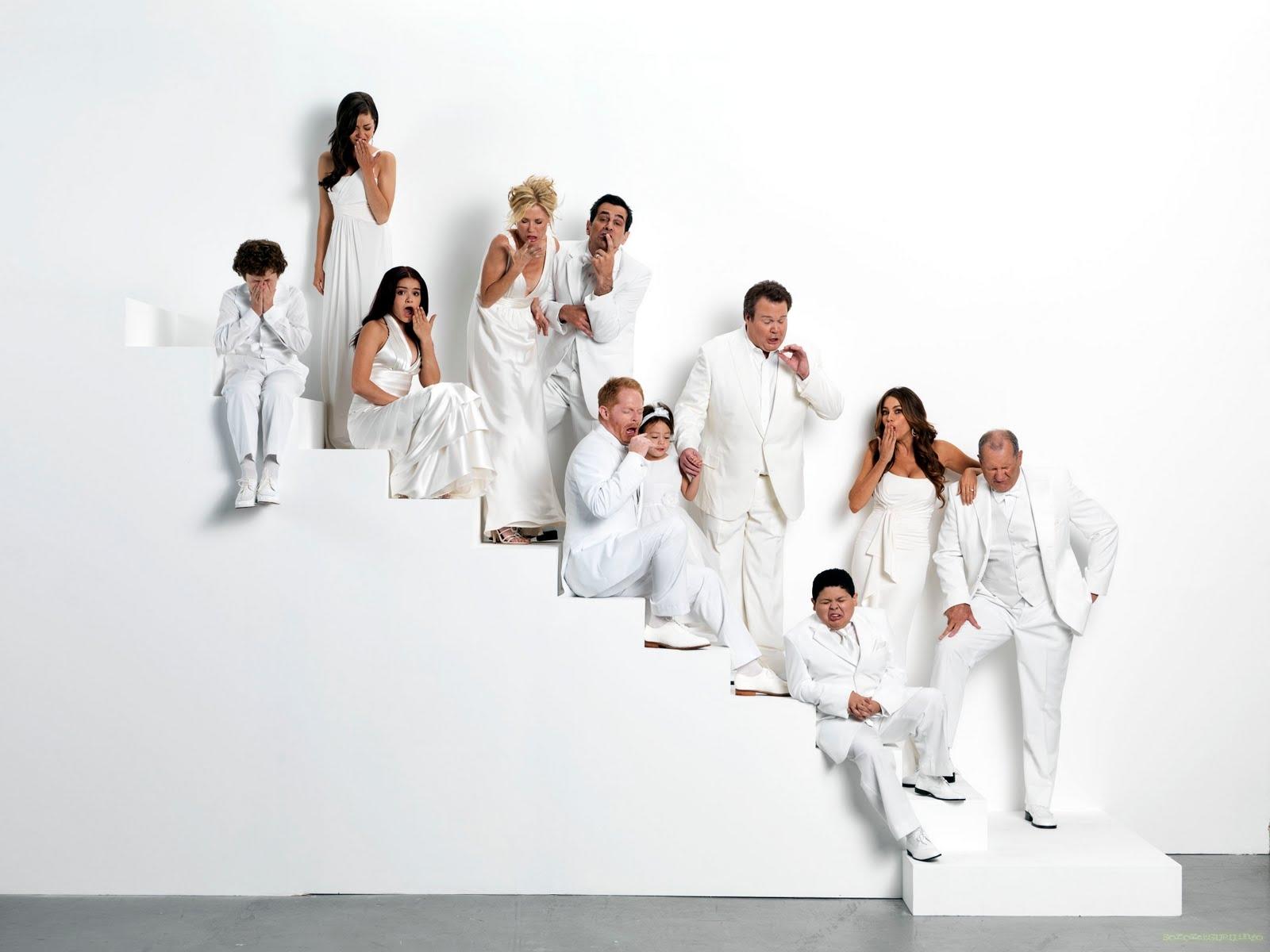 and tv shows modern family season 3