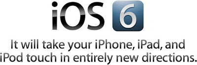 Apple Announced iOS 6, with new Maps, Siri for iPad, Facebook Integration and more!