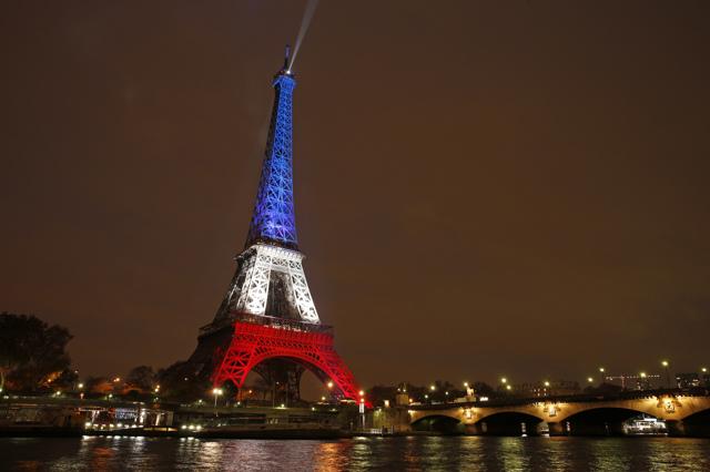 LIBERTE' #AVEC PARIS