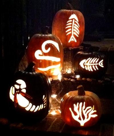 sea Jack O Lanterns