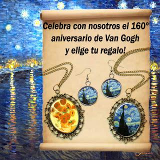 160 Aniversario Van Gogh Regalo seguro en Verane