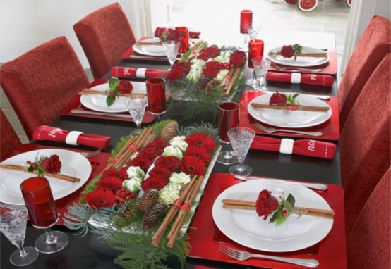 Christmas Tables || Mesas De Natal