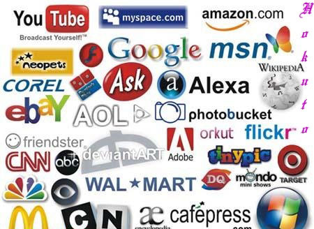 Logo Collection Famous Logos Brands