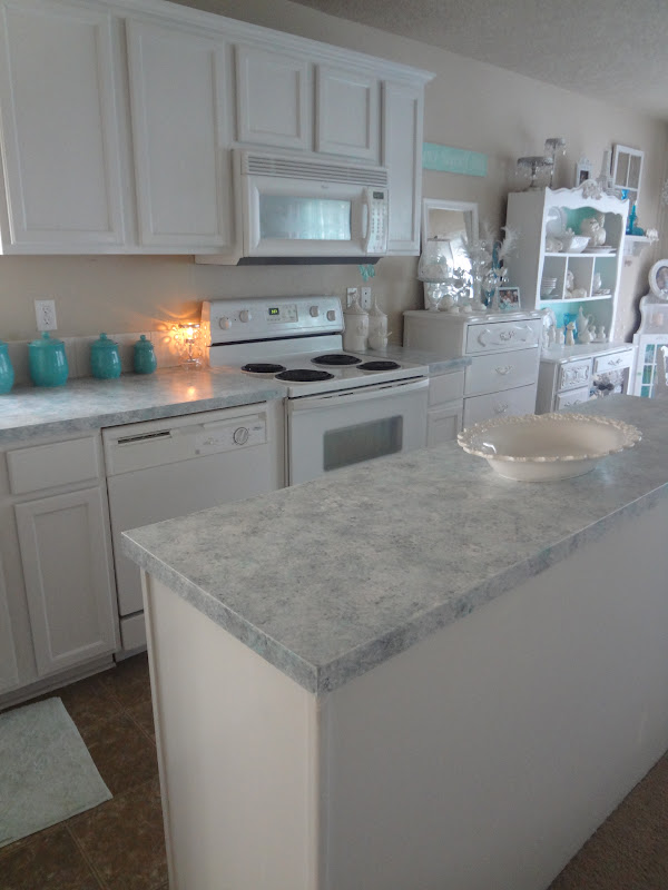 Giani Countertop Paint Uk : think I did a good job around the edges of the sink, I thought this ...