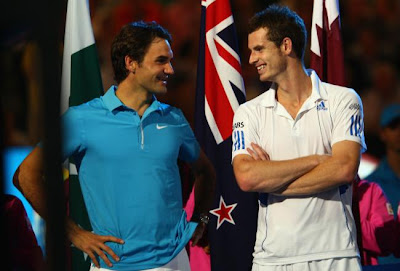 Andy Murray vs Roger Federer