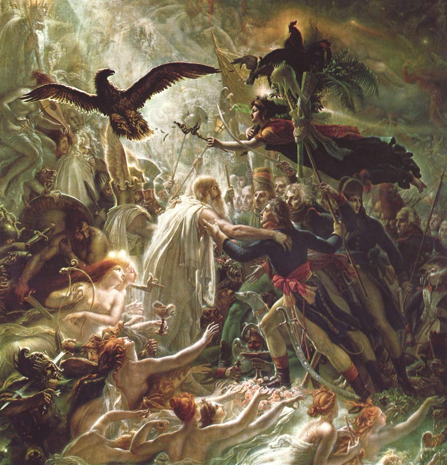 Girodet de Roucy-Trioson héros