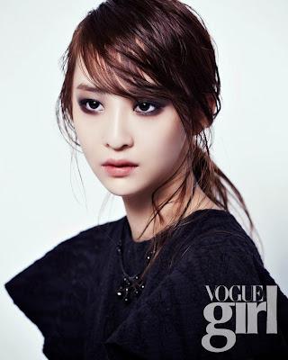 Dasom SISTAR - Vogue Girl Magazine November Issue 2013