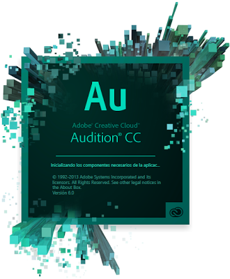 Adobe Audition CC 6.0.732 Full Patch