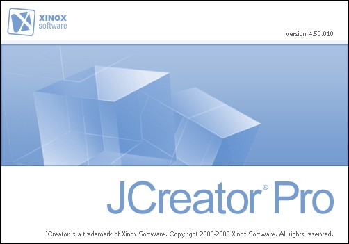 Download JCreator Pro Portable v4.50.010