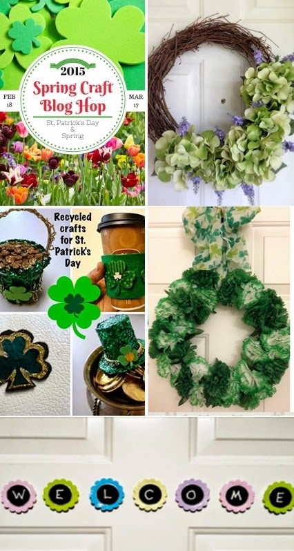 Spring Craft Blog Hop Weekend Favorites 6