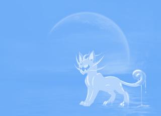Meowth and Tentacruel Fusion