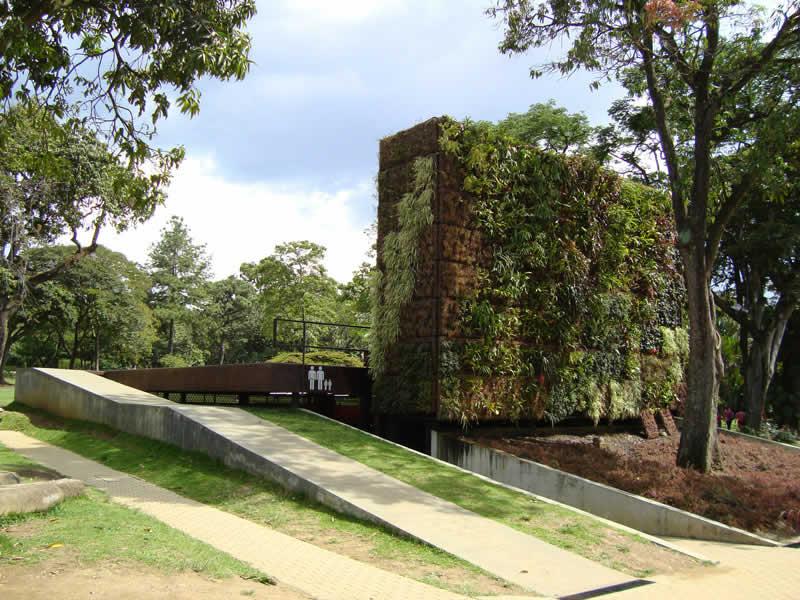 Teatro al aire libre y plaza de los carboneros jard n for Jardin jardin al aire libre