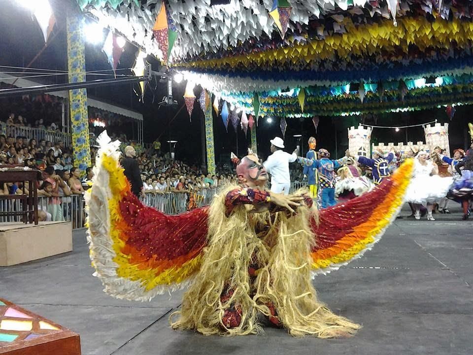 Apresentação da quadrilha no festival estadual. Fotos reprodução: Fotos > Portal Ispia