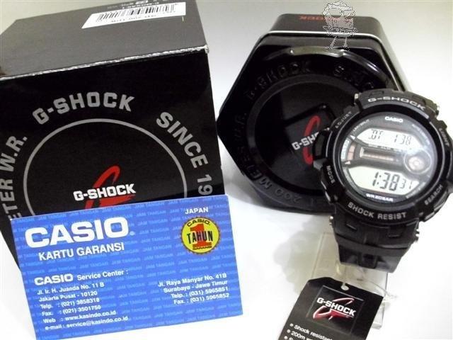 Jam Tangan Original Casio Illuminator G Shock GD 200 1DR