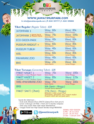 Review Wisata Jawa Timur Park Batu Malang