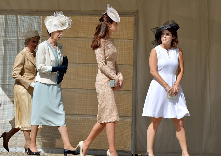 Duchess Kate The Duchess repeats McQueen Favourite at The Queens