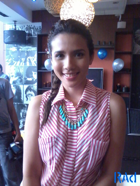 RAd the music blog: Karylle launches Found My Smile Again MV