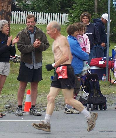 Old People Running