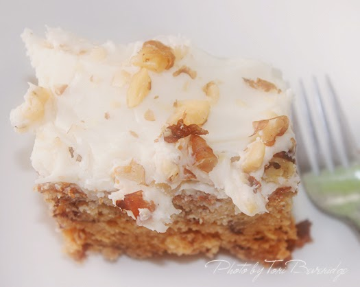Banana Cake Dreamy Photo by Tori Beveridge