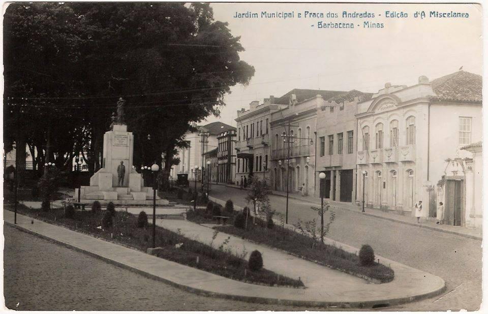 Jardim Municipal de Barbacena
