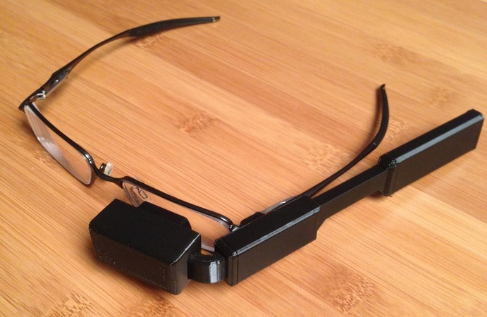 Raspberry Pi Glasses