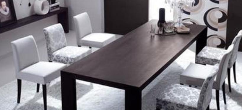 Fotos de comedores mesas y sillas de comedor for Mesa y sillas comedor