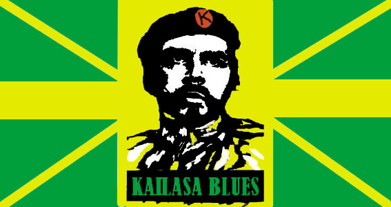 KAILASA BLUES - BRASIL
