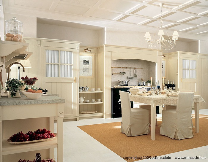 Kanes Furniture: Traditional Kitchen Design Ideas 2012 From Marchi ...