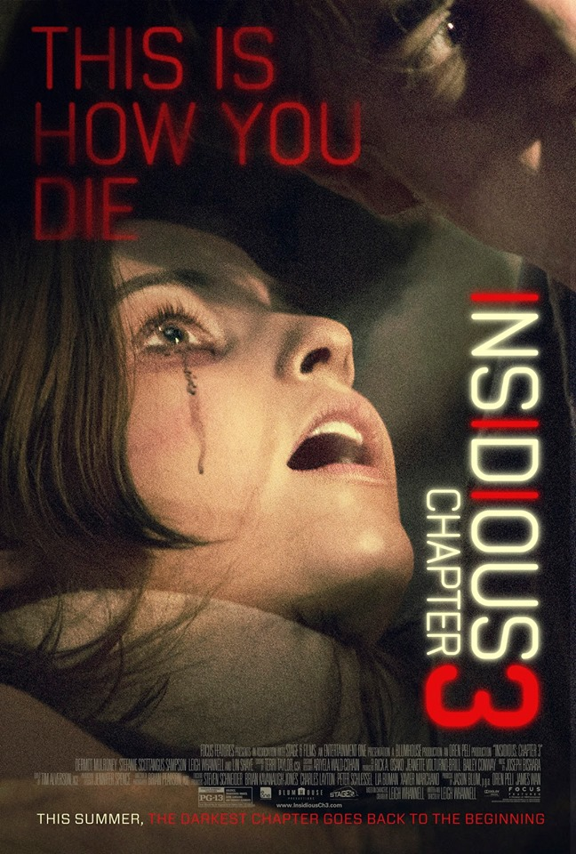 """insidious film review essay In """"insidious,"""" the team behind """"saw"""" comes up with a ghost story with virtually no   it becomes an entirely different and less interesting film."""