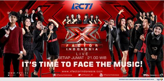 Hasil X Factor Indonesia Minggu Ini