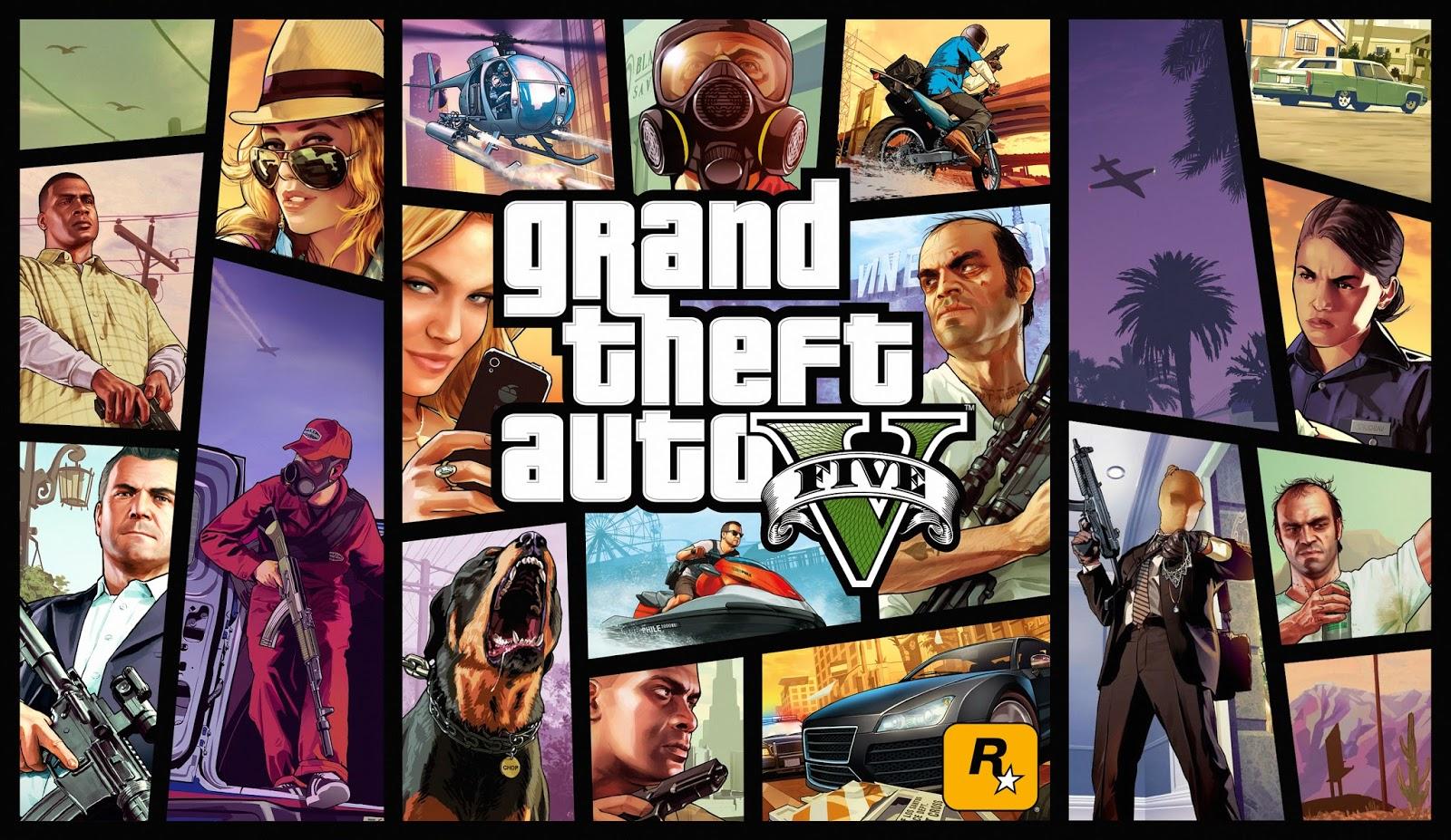 مراجعة GTA V للـ Xbox one و PS4