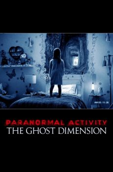 Paranormal Activity: Dimensión fantasma (2015) DVDRip Castellano