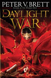 """The Daylight War от Питър В. Брет (#3 от """"Демонския цикъл"""")(фентъзи роман)"""