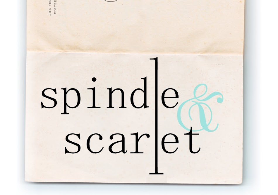 spindle&amp;scarlet
