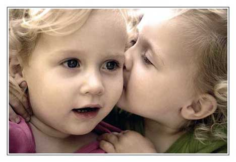 Babies Pictures: Kissing Babies Photos Kiss images Kiss ...