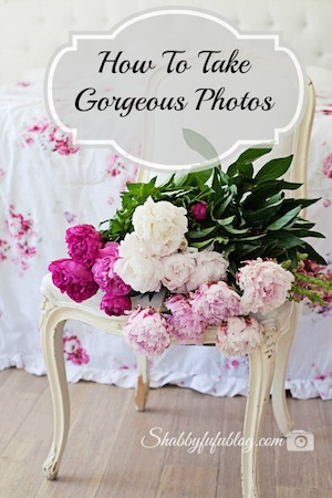How To Take Gorgeous Photos!